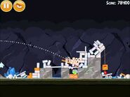 Official Angry Birds Walkthrough Mine and Dine 15-9