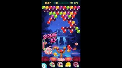Angry Birds POP! Level 26 Walkthrough