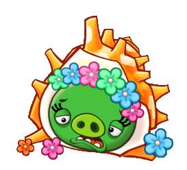 File:Angry Birds Fight! - Monster Pigs - Sazae Family - Sazae Girl - Win.PNG