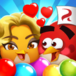 Angry Birds Pop Square Icon (Shakira)