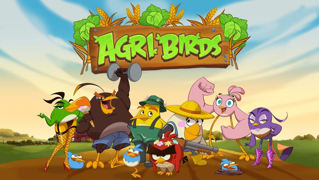 Agri Birds