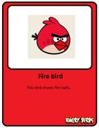 Fire-card