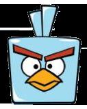 angry birds space ice bird - photo #19