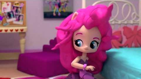 My Little Pony - Equestria Girls Mini Series-0