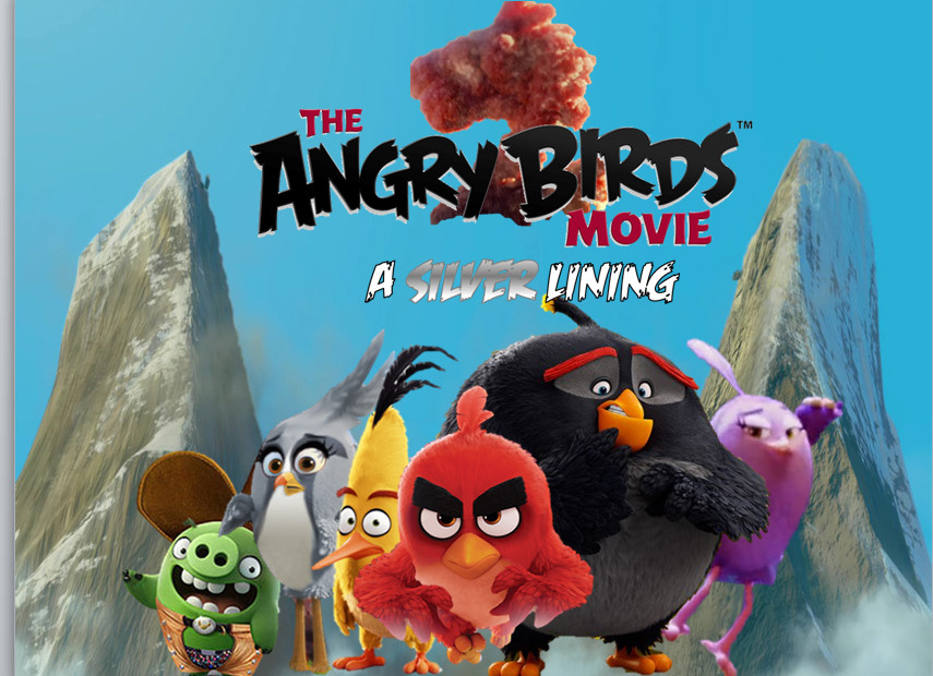 The Angry Birds Movie 2 : A Silver Lining | Angry Birds ...