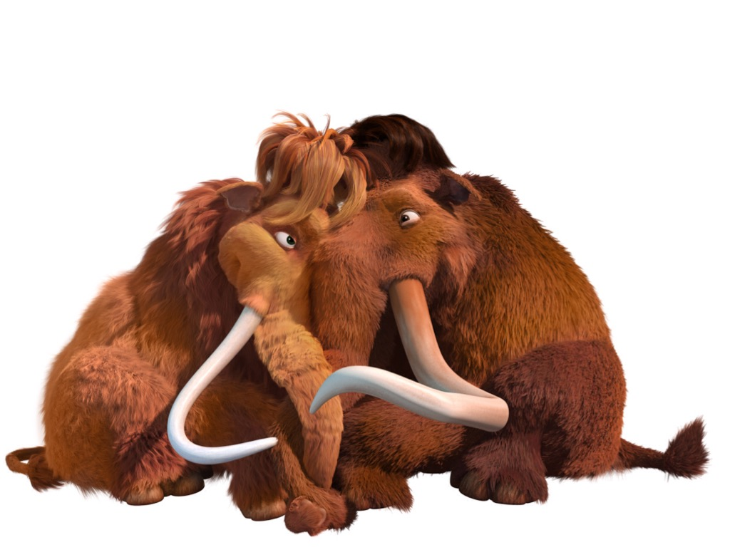 ice age characters ellie - characters - ice age 3 wiki