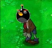 Black Bird Zombie