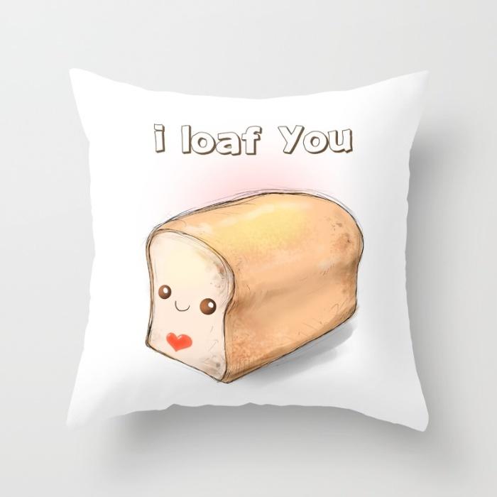 Animal Jam Pillow Talk : Image - I-loaf-you-pillows.jpg Animal Jam Clans Wiki ...