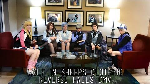 Wolf in Sheep's Clothing Reverse Falls CMV