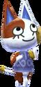 -Purrl - Animal Crossing New Leaf