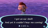 HNI 0071 ear shell