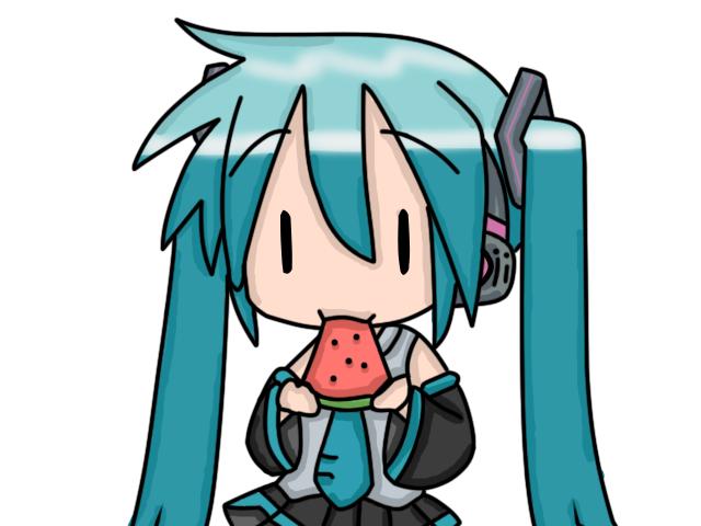 File:Hachune miku or chibi miku by amiika-d2ykdfv.png