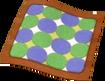 Alpine rug