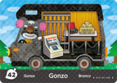 W Amiibo 42 Gonzo