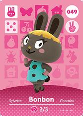 Amiibo 049 Bonbon