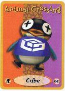 Cube's E-Reader Card