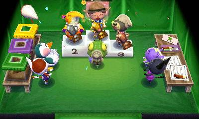 Insectosafari animal crossing wiki wikia for Agrandissement maison animal crossing new leaf