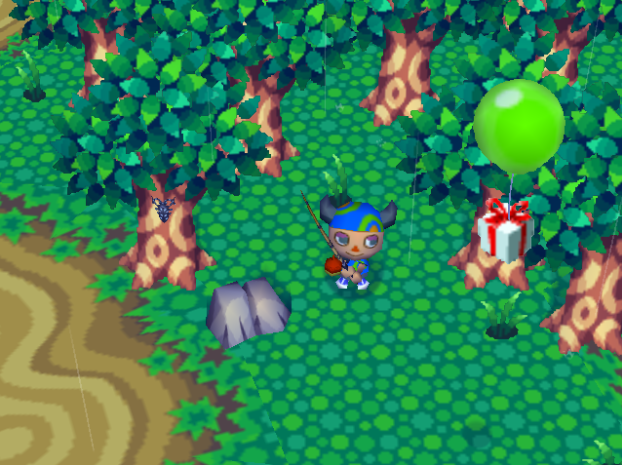 File:12 green balloon present animal forest e plus.png