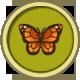 Monarch Butterfly (City Folk)