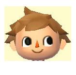 Astounding Hair Style Guide Animal Crossing Wiki Fandom Powered By Wikia Short Hairstyles Gunalazisus