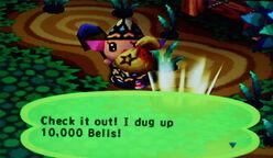 OMG 10000 Bells Shiny Spot