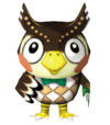 Blathers - Animal Crossing