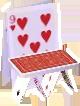 Card chair