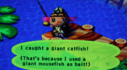 Giant Catfish PG