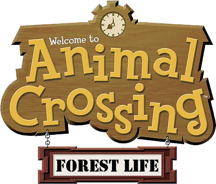 File:Animal Crossing- Forest Life (logo).png
