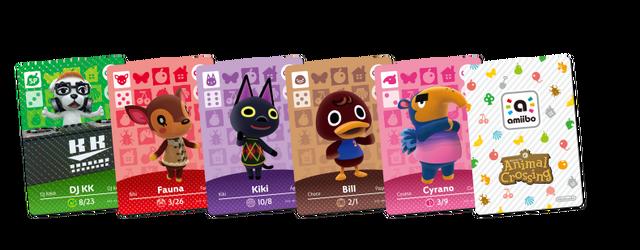 File:Amiibo card AnimalCrossing fan-790x309.png