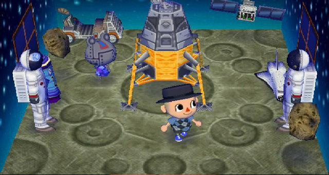 Crabot animal crossing wiki fandom powered by wikia for Extension maison animal crossing wild world