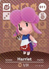 Amiibo 011 Harriet