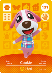 Amiibo 137 Cookie
