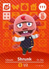 Amiibo 111 Dr. Shrunk
