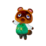 Animal Crossing - Happy Home Designer - Tom Nook