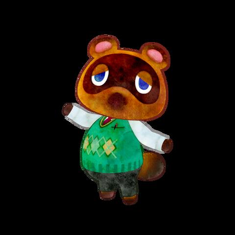 File:Animal Crossing - Happy Home Designer - Tom Nook.png