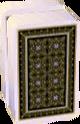 Card closet black