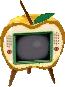 Juicy-apple TV gold