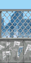 Wallpaper chainlink fence