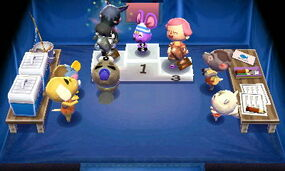 Roscoe ACNL Bug Off Villager