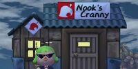 Tom Nook's store