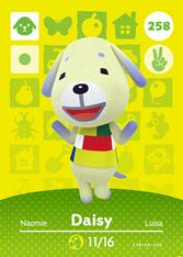 Amiibo 258 Daisy