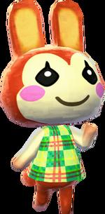 Bunnie - Animal Crossing New Leaf