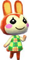 Bunnie - Animal Crossing New Leaf