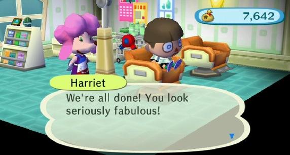 Surprising Hair Style Guide Animal Crossing Wiki Fandom Powered By Wikia Short Hairstyles Gunalazisus