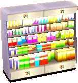Soft-drink display