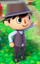 an example of a male player in new leaf