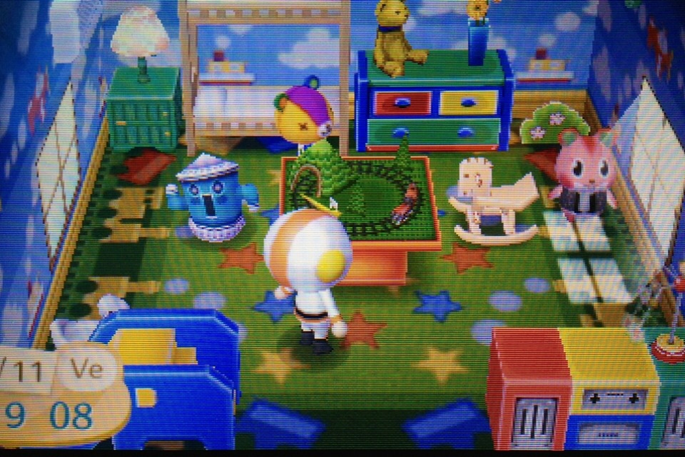 Miro animal crossing wiki fandom powered by wikia for Extension maison animal crossing wild world