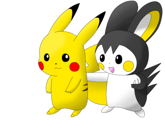 File:Pikachu and emolga by avengerseraph-d7k5fka.png
