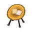 Basket Chair HHD Icon